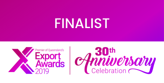 Export awards finalist